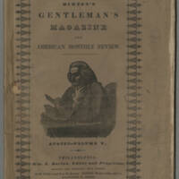 <em>Burton's Gentleman's Magazine and American Monthly Review</em> (August 1839) <br />64 images